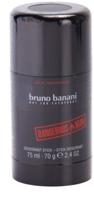 Bruno Banani Dangerous Man desodorizante em stick para homens