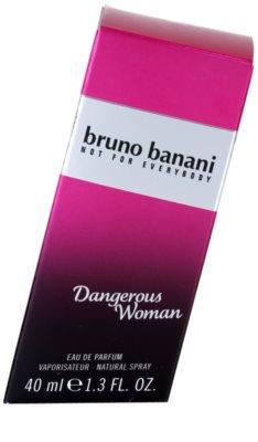 Bruno Banani Dangerous Woman Eau de Parfum para mulheres 4