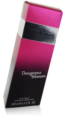 Bruno Banani Dangerous Woman eau de toilette nőknek 4