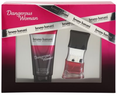 Bruno Banani Dangerous Woman set cadou