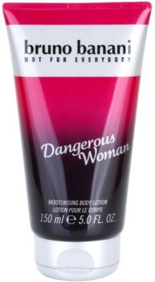 Bruno Banani Dangerous Woman leche corporal para mujer