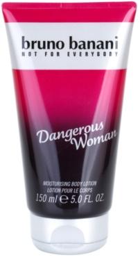 Bruno Banani Dangerous Woman leite corporal para mulheres