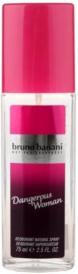 Bruno Banani Dangerous Woman dezodorant z atomizerem dla kobiet