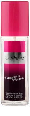 Bruno Banani Dangerous Woman дезодорант з пульверизатором для жінок