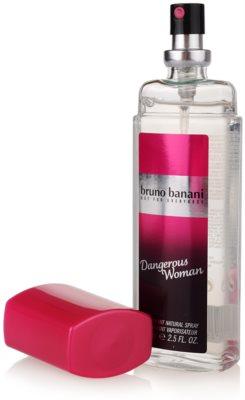 Bruno Banani Dangerous Woman desodorante con pulverizador para mujer 1