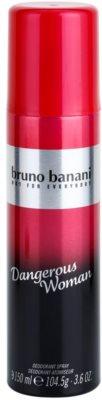 Bruno Banani Dangerous Woman deodorant Spray para mulheres