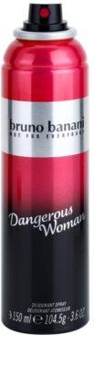 Bruno Banani Dangerous Woman deospray pentru femei 1