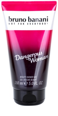 Bruno Banani Dangerous Woman gel de duche para mulheres
