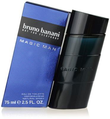 Bruno Banani Magic Man Eau de Toilette pentru barbati