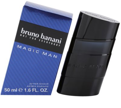 Bruno Banani Magic Man After Shave für Herren