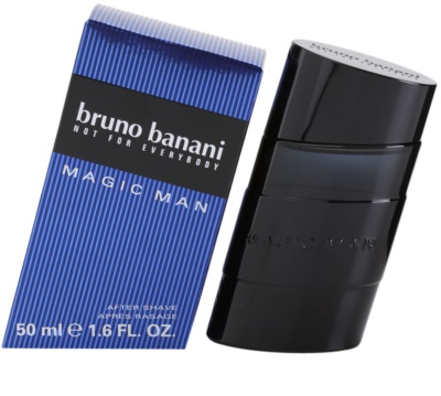 Bruno Banani Magic Man loción after shave para hombre