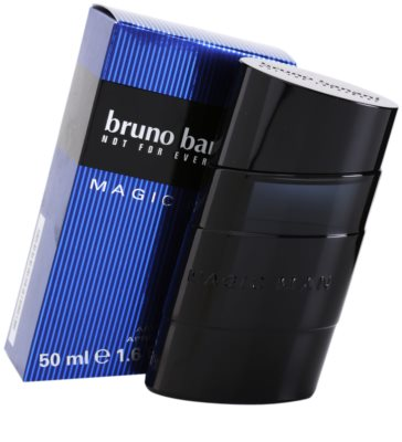 Bruno Banani Magic Man loción after shave para hombre 1
