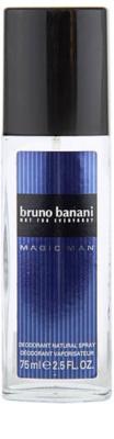 Bruno Banani Magic Man deodorant s rozprašovačem pro muže
