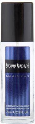 Bruno Banani Magic Man дезодорант з пульверизатором для чоловіків