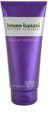 Bruno Banani Magic Woman gel de dus pentru femei