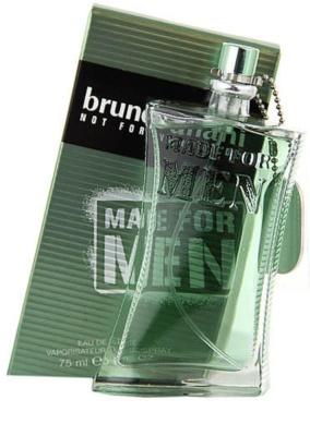 Bruno Banani Made for Men eau de toilette para hombre