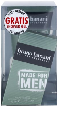 Bruno Banani Made for Men Geschenkset 4