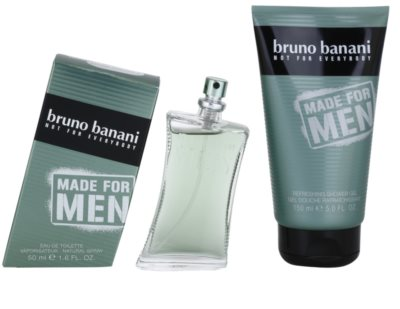 Bruno Banani Made for Men Geschenkset 1