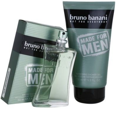 Bruno Banani Made for Men Geschenkset 2