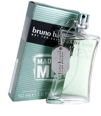 Bruno Banani Made for Men loción after shave para hombre 1