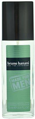 Bruno Banani Made for Men desodorizante vaporizador para homens