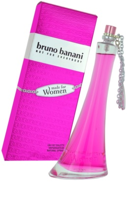 Bruno Banani Made for Women Eau de Toilette para mulheres