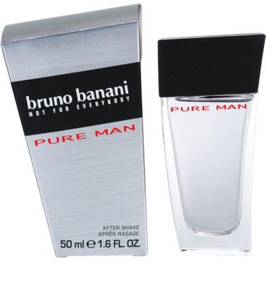 Bruno Banani Pure Man borotválkozás utáni arcvíz férfiaknak