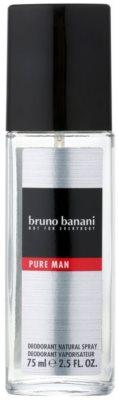Bruno Banani Pure Man spray dezodor férfiaknak