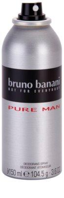 Bruno Banani Pure Man dezodorant w sprayu dla mężczyzn 1