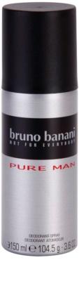 Bruno Banani Pure Man deospray pentru barbati