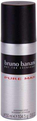Bruno Banani Pure Man dezodor férfiaknak