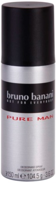 Bruno Banani Pure Man dezodorant w sprayu dla mężczyzn