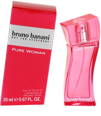 Bruno Banani Pure Woman Eau de Toilette für Damen