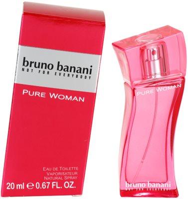 Bruno Banani Pure Woman toaletna voda za ženske