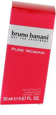 Bruno Banani Pure Woman eau de toilette para mujer 4