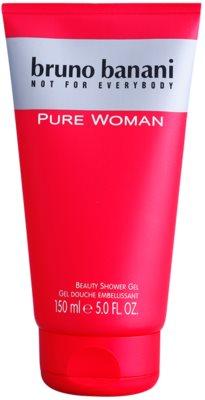 Bruno Banani Pure Woman gel de duche para mulheres