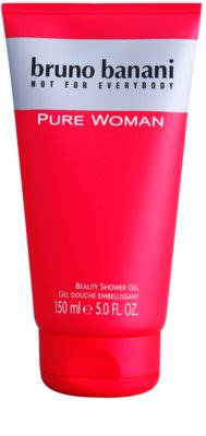 Bruno Banani Pure Woman Shower Gel for Women