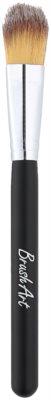 BrushArt Face pensulă pentru aplicarea produselor cu consistență lichidă sau cremoasă