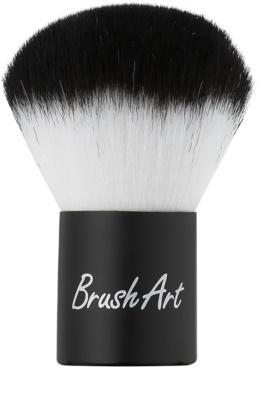 BrushArt Face pensula pentru pudra si fard de obraz