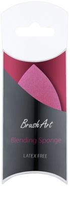 BrushArt Face губка для нанесення тональних засобів у формі краплини 1
