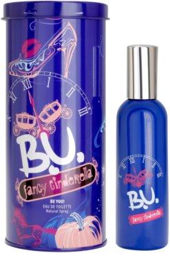 B.U. Fancy Cinderella toaletná voda pre ženy