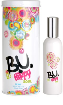 B.U. Hippy Soul Eau de Toilette for Women
