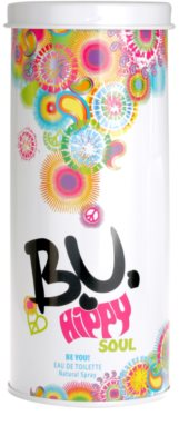 B.U. Hippy Soul Eau de Toilette for Women 4