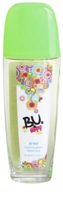 B.U. Hippy Soul spray dezodor nőknek