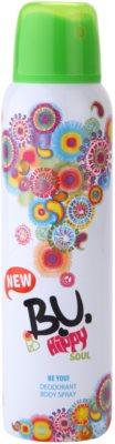 B.U. Hippy Soul dezodor nőknek