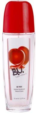 B.U. Heartbeat дезодорант з пульверизатором для жінок