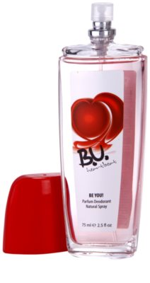 B.U. Heartbeat spray dezodor nőknek 1