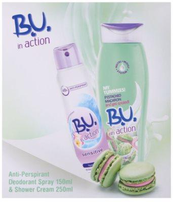 B.U. In Action -  My Yummies! Pistachio Macaron ajándékszett 2