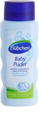 Bübchen Baby polvos contra irritación