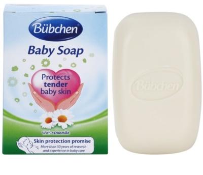 Bübchen Baby jemné mýdlo 2